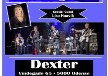 Smokie Jam – Gæst: Lise Haavik – LYT TIL VIDEO